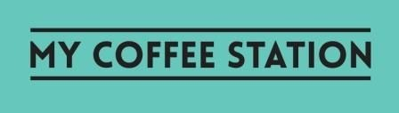 my coffee station logo