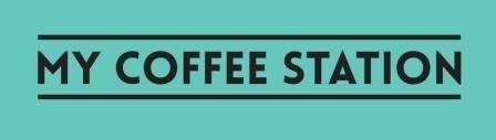 my coffee station logo