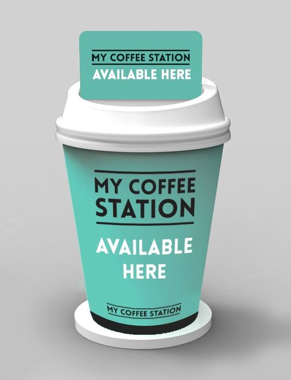 my coffee station promo