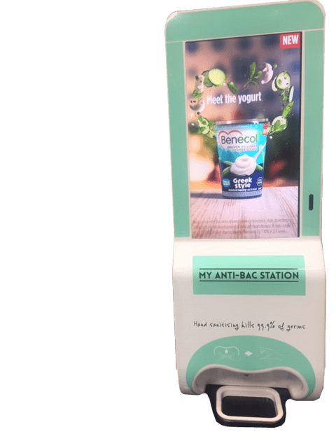 Anti Bac Station – WITH SCREEN