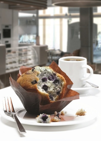 thaw and serve muffins
