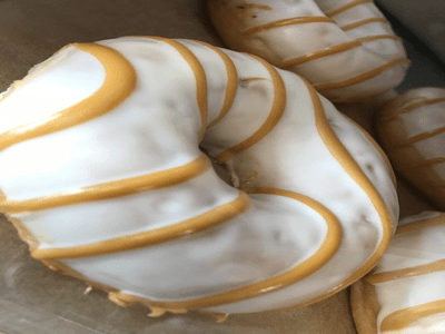 caramel lace donuts wholesale